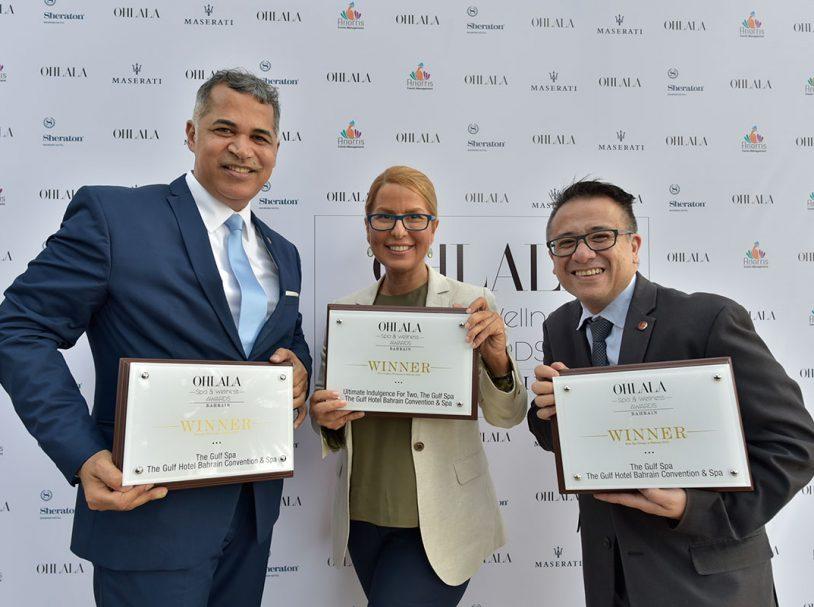 2018 Ohlala Spa & Wellness Awards Bahrain: WINNERS