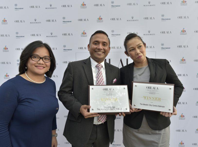 2019 Ohlala Spa & Wellness Awards Bahrain