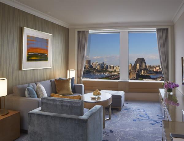 Horizon Club suite at Shangri-La Hotel, Sydney (9)