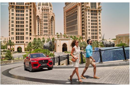 Ohlala Qatar July Jaguar Shoot